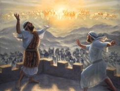 An Ax Head and A Blind Army (2 Kings 6:1 – 23) – Devoted To You