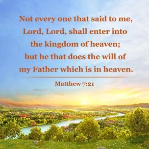Matthew 7-21